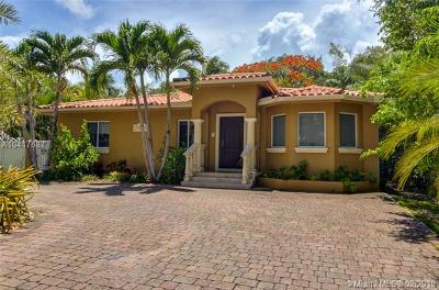 South Miami Single Family Home For Sale: 7420 SW 63rd Ave.