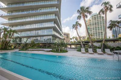 Coconut Grove Condo/Townhouse For Sale: 2669 S Bayshore Dr #704N