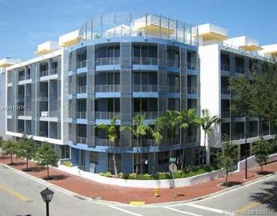 Coconut Grove Condo/Townhouse For Sale: 3339 Virginia St #311