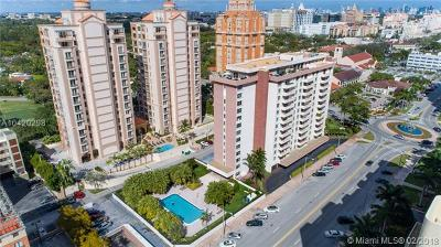 Coral Gables Condo/Townhouse For Sale: 625 Biltmore Way #302