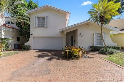 Coral Gables Single Family Home For Sale: 910 Aguero Ave