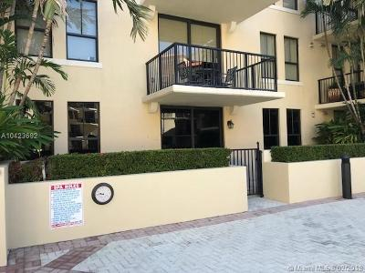 Coral Gables Condo/Townhouse For Sale: 55 Merrick Way #515