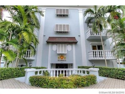 Coral Gables Condo/Townhouse For Sale: 1150 Madruga Ave #A102