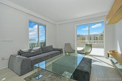 Coral Gables Condo/Townhouse For Sale: 10 Aragon Ave #616