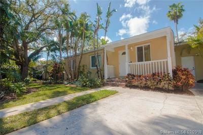 South Miami Single Family Home For Sale: 7510 SW 63rd Ave