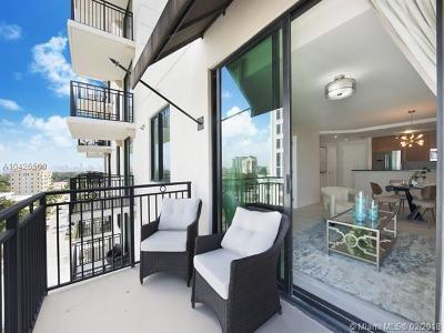 Coral Gables Condo/Townhouse For Sale: 1300 Ponce De Leon Blvd #800
