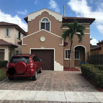 Homestead FL Single Family Home For Sale: $229,000