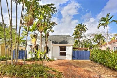 South Miami Single Family Home For Sale: 6267 SW 57th St