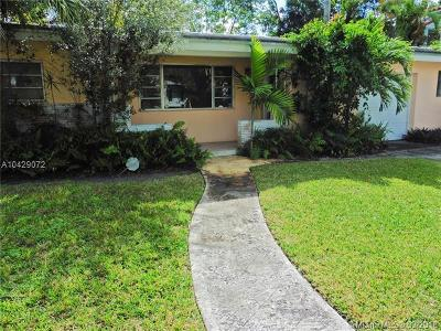 Coral Gables Single Family Home For Sale: 518 Giralda Ave