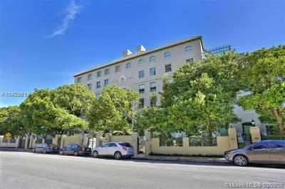 Coral Gables Condo/Townhouse For Sale: 610 Valencia Ave #302