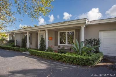 Coral Gables Single Family Home For Sale: 1400 Campamento Ave