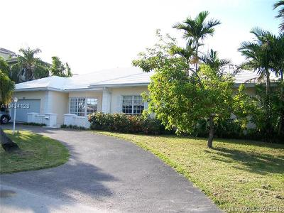Coral Gables Single Family Home For Sale: 931 San Pedro Ave
