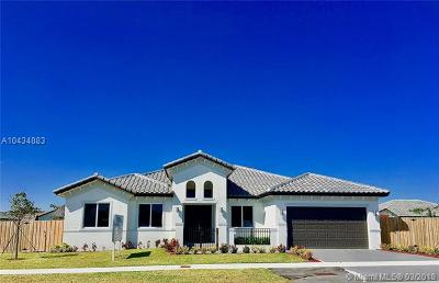 Palmetto Bay Estates Single Family Home For Sale: 9361 SW 174th St