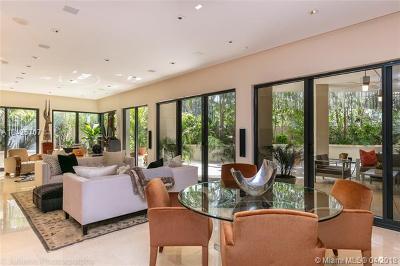 Coconut Grove Condo/Townhouse For Sale: 2901 S Bayshore Dr #1F