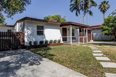 South Miami Single Family Home For Sale: 6410 SW 63rd Ave