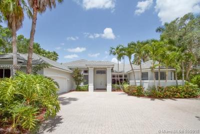Coral Springs FL Single Family Home For Sale: $859,999