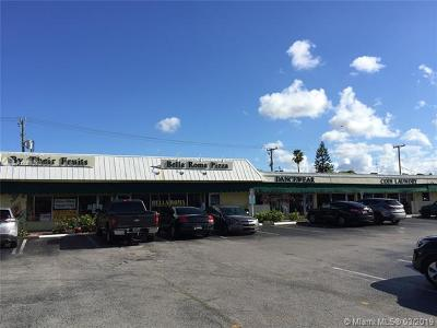 Pompano Beach Residential Lots & Land For Sale: 100 SW 15th St