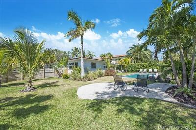 South Miami Single Family Home For Sale: 8151 SW 62nd Ave