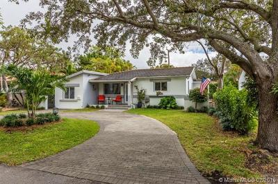 Coral Gables Single Family Home For Sale: 919 Monterey St