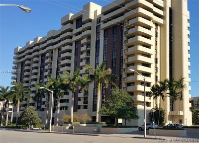 Coral Gables Condo/Townhouse For Sale: 600 Biltmore Way #1209