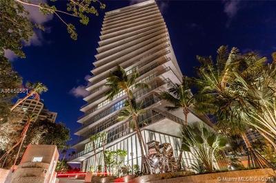 Coconut Grove Condo/Townhouse For Sale: 2675 S Bayshore Dr #1103-S