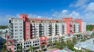 Coral Gables Condo/Townhouse For Sale: 4100 Salzedo St #607