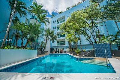 Coconut Grove Condo/Townhouse For Sale: 2699 Tigertail Ave #22