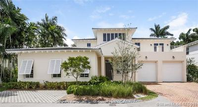 South Miami Single Family Home For Sale: 5720 SW 85th St