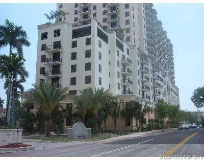 Coral Gables Condo/Townhouse For Sale: 888 S Douglas Rd #PH05