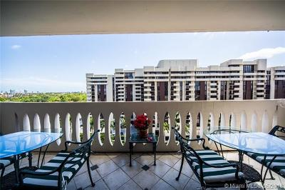 Coral Gables Condo/Townhouse For Sale: 625 Biltmore Way #1003