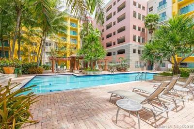 South Miami Condo/Townhouse For Sale: 6001 SW 70th St #421