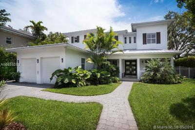 South Miami Single Family Home For Sale: 5788 SW 77th Ter