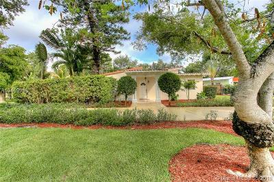 South Miami Single Family Home For Sale: 6730 SW 63rd Ave