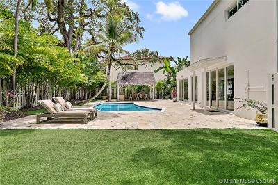 Coconut Grove Single Family Home For Sale: 2765 SW 22nd Ave