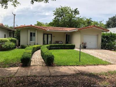 Coral Gables Single Family Home For Sale: 914 Pizarro St