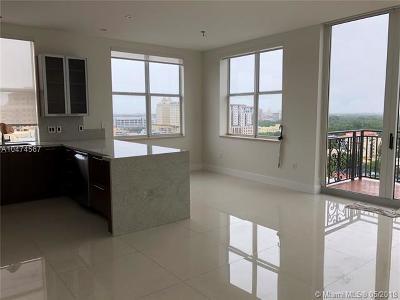 Coral Gables Condo/Townhouse For Sale: 1607 Ponce De Leon Blvd #14B