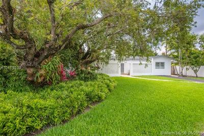 South Miami Single Family Home For Sale: 5230 SW 64th Ct
