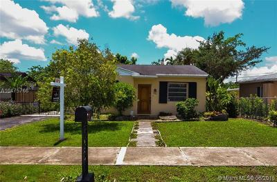 South Miami Single Family Home For Sale: 6282 SW 42nd Ter