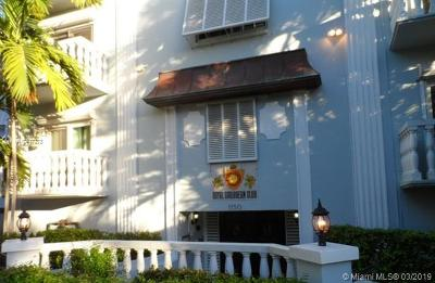 Coral Gables Condo/Townhouse For Sale: 1150 Madruga Ave #C101