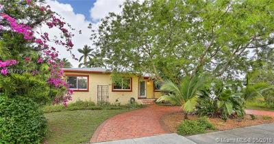 South Miami Single Family Home For Sale: 5316 SW 57th Ave