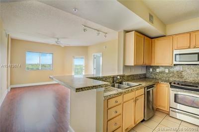 South Miami Condo/Townhouse For Sale: 6001 SW 70th St #653