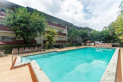 Coral Gables Condo/Townhouse For Sale: 1205 Mariposa Ave #431