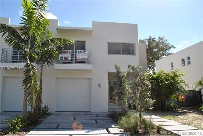 Pinecrest Condo/Townhouse For Sale: 12355 SW 82nd #3