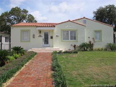 Coral Gables Single Family Home For Sale: 23 Fonseca Ave