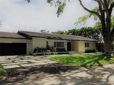 Coral Gables Single Family Home For Sale: 75 S Prospect Dr