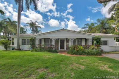 South Miami Single Family Home For Sale: 5920 SW 85th St