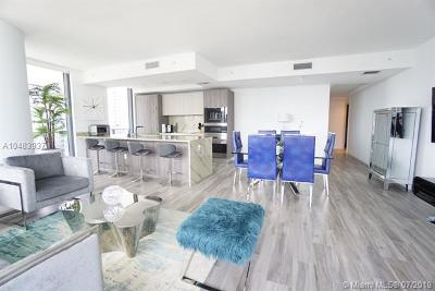 South Miami Condo/Townhouse For Sale: 801 S Miami Ave #2101