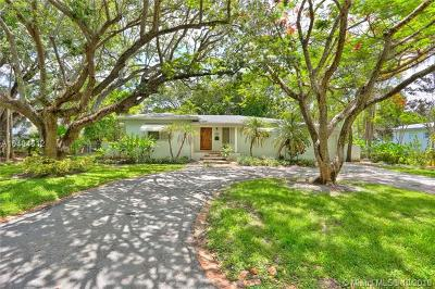 South Miami Single Family Home For Sale: 7901 SW 57th Ct