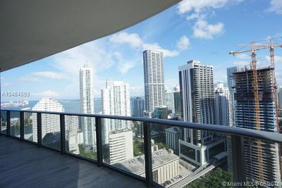 South Miami Condo/Townhouse For Sale: 801 S Miami Ave #3401