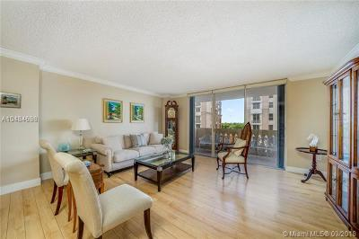 Coral Gables Condo/Townhouse For Sale: 625 Biltmore Way #501